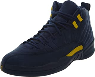 reputable site b3f5c 2c4e5 NIKE Air Jordan 12 Retro Michigan Nrg Mens Style  BQ3180-407 Size  10