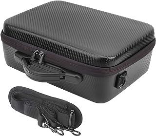 Tragbare Drohnen Tasche, einfach zu verwendende hochwertige Materialien Drohnen Aufbewahrungstasche, verschleißfest für Profis Mavic Mini 2(PU Models)