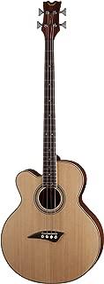 Dean Guitars 4 String Dean Acoustic/Electric Bass CAW Lefty - SN, Left Handed (EABC L)