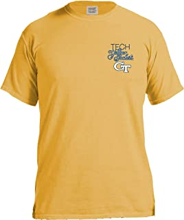 Image One NCAA Laces & Bows Short Sleeve Comfort T-Shirt