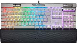 Corsair CH-9109010-UK K70 RGB MK.2 机械游戏键盘CH-9109114-UK K70 RGB MK.2 Special Edition(English Layout 英语版本 QWERTY布局)