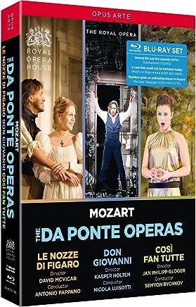 Mozart: Da Ponte Opern