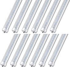 CNSUNWAY LIGHTING 8FT LED Bulb, 96