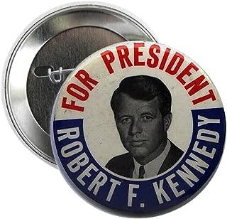 robert kennedy campaign buttons