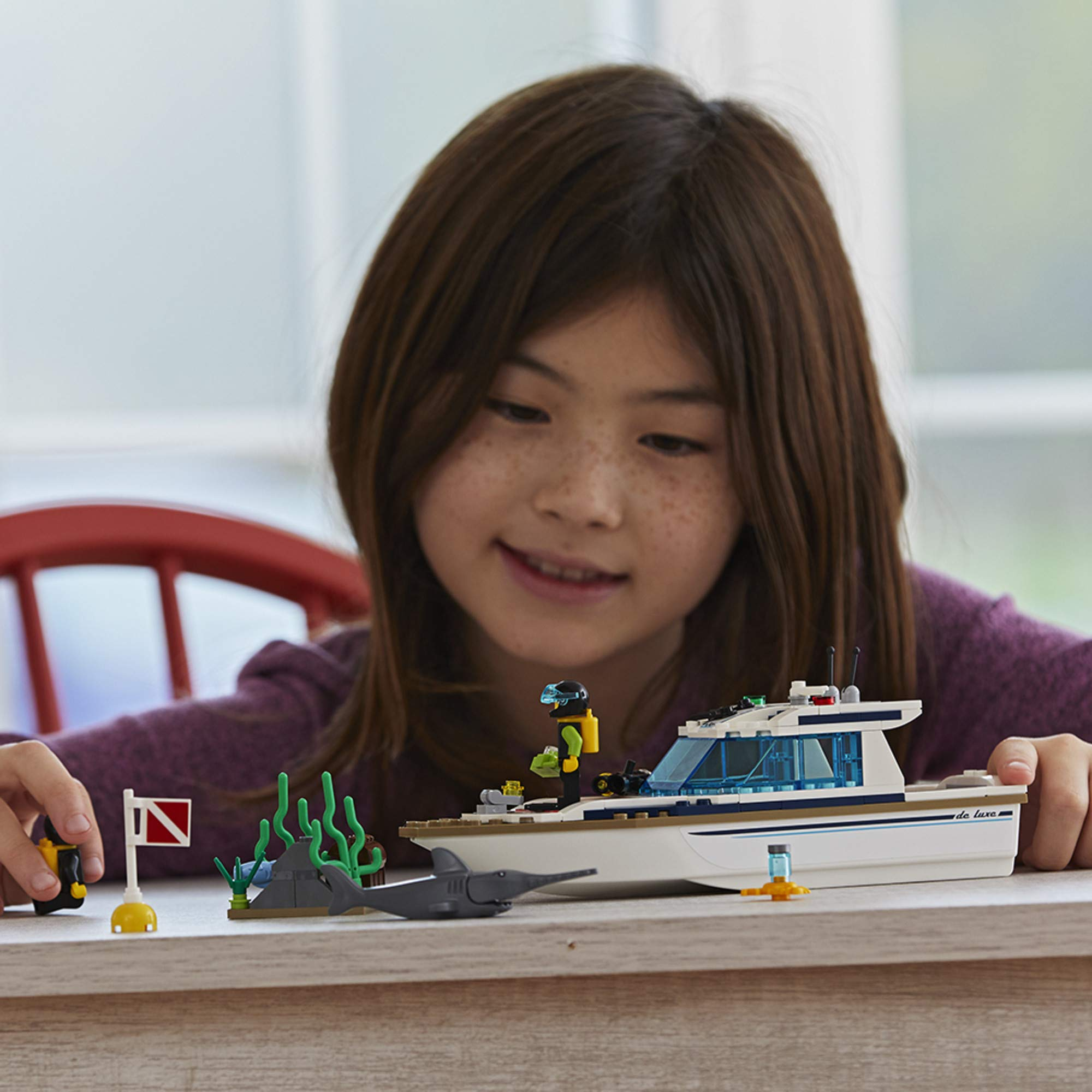 Amazon Com Lego Boats