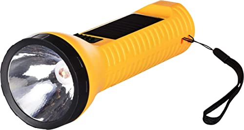 Hykon Solar Flash Torch with Reading lamp