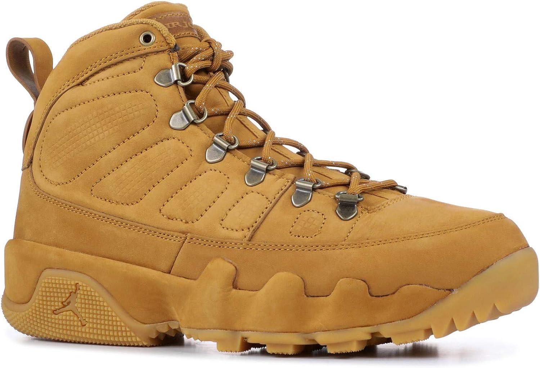 Jordan Nike 9 Retro Boot Wheat Mens