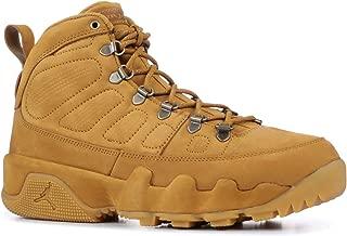 Nike Men's Air Jordan 9 Retro Boot NRG Wheat/Brown AR4491-700 (Size: 10.5)