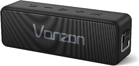 بلندگوهای بلوتوث X5 Pro - بلندگوی بی سیم قابل حمل V5.0 با صدای استریو بلند 20 وات ، TWS ، 24 ساعت پخش
