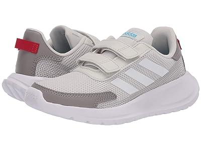adidas Kids Tensaur Run (Little Kid) (Orbit Grey/White/Dove Grey 1) Boy