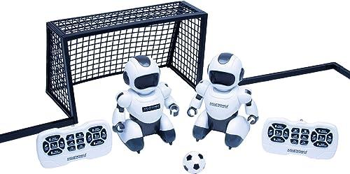 buscando agente de ventas Juguetrónica JUG0324 JUG0324 JUG0324 Soccerbot Arena, blanco  tomamos a los clientes como nuestro dios