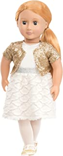 Our Generation BD31085 Hope Fashion Doll, Various, 18 inch/ 46 cm