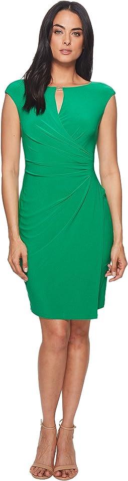 LAUREN Ralph Lauren - Elkana Matte Jersey Dress