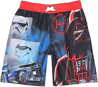 Star Wars Boy's Swim Trunks Swimwear (Little Kid/Big Kid)