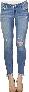 DEAR JOHN Women's Joyrich Ankle Skinny Jeans Hayden