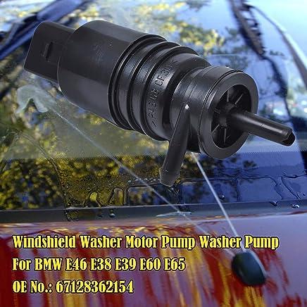 Areyourshop 67128362154 Bomba para limpiaparabrisas para E46 E38 E39 E60 E65 X3 E53 X5 Z3 Z4
