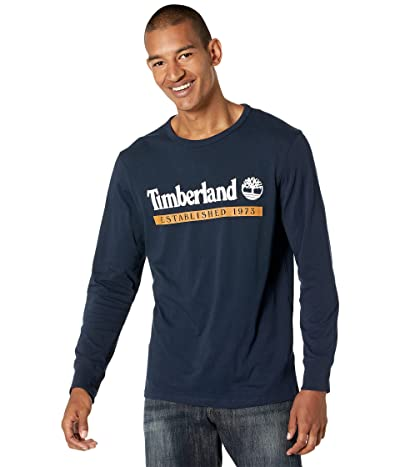 Timberland Long Sleeve Established 1973 T-Shirt