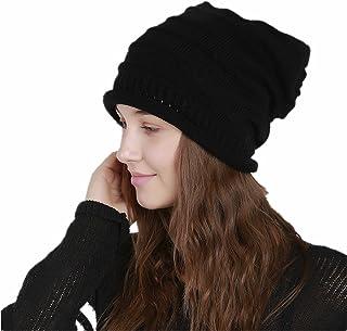 CHENMA Women Oversized Baggy Slouchy Winter Knit Beanie Hat Skull Caps