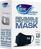Fine Guard Comfort Adult Face Mask with virus-killing Livinguard Technology, – Size Large