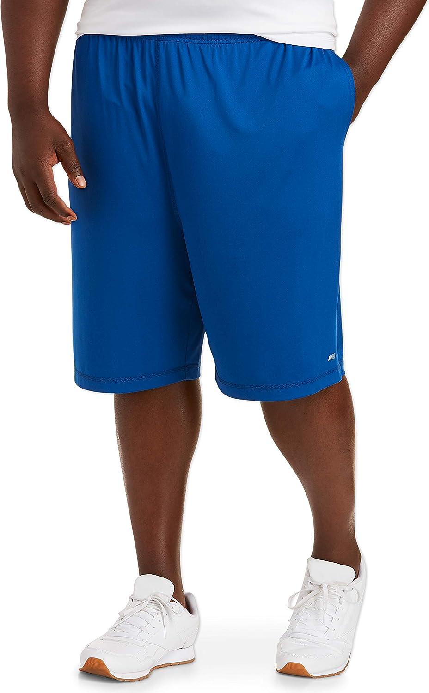 Amazon Essentials Men's Big & Tall Tech Stretch Short fit by DXL