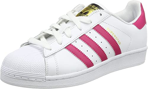 Adidas B23644, Chaussures de basketball Fille, Blanc - Weiß (Ftwr ...