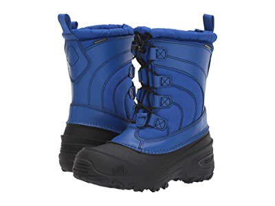 The North Face Kids Alpenglow IV (Toddler/Little Kid/Big Kid) (TNF Blue/TNF Black) Kids Shoes
