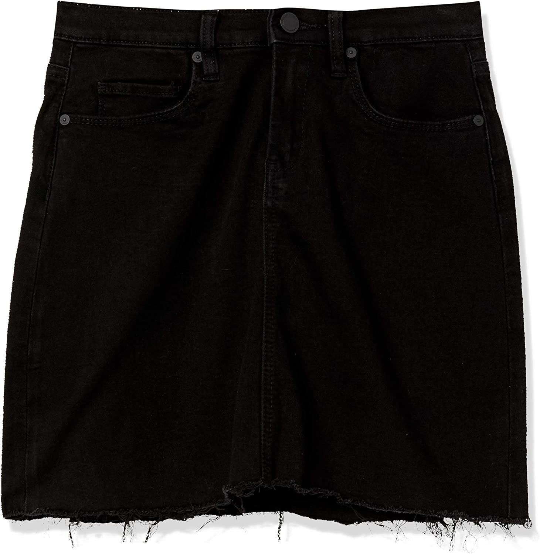 [BLANKNYC] Womens Hi Rise Mini Skirt