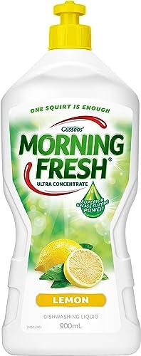 Morning Fresh Lemon Dishwashing Liquid, Lemon 900 milliliters