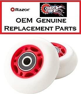 Razor Crazy Cart Rear Wheels (versions 1 - 4)