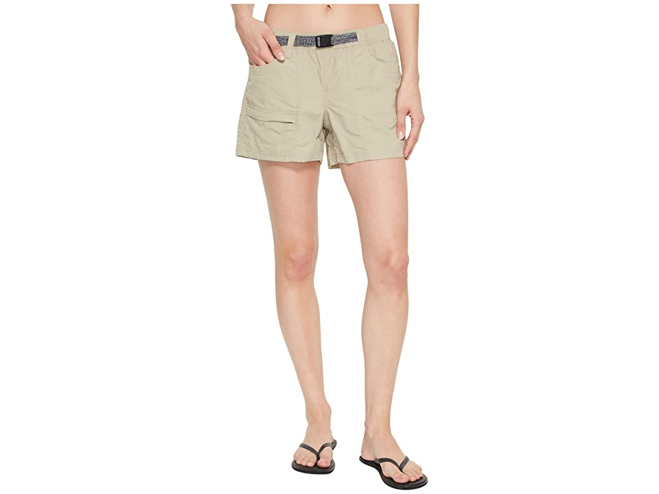 The North Face Class V Hike Shorts (Crockery Beige) Women