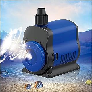 ZEFS--ESD Pompe Submersible Boîte Aquatique Silencieux Pompe À Eau De Plongée De Cylindre De Poisson pour Les fontaines, l...