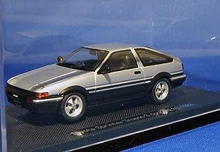 EBBRO 1/43 Toyota Sprinter Trueno AE86 1983 Silver (japan import)