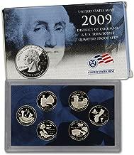 2009 S US Mint Quarters Proof Set OGP