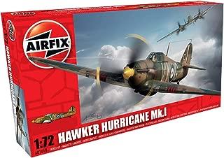 Airfix Hawker Hurricane MkI Model Kit (1:72 Scale)