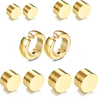 Best fake gold studs Reviews