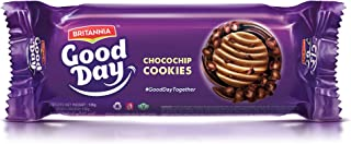 Britannia Good Day Chocochip Cookies 120g, Biscuits with Chocolate Chips