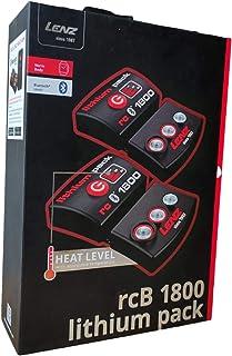 Lenz-Batteria 1800 Batteria al litio per calze e calore