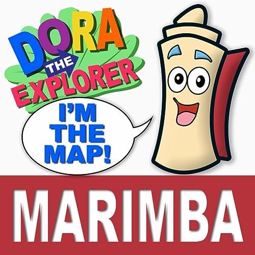 I'm the Map (Marimba Vine Remix from Dora the Explorer Theme by RT Dora Im The Map on