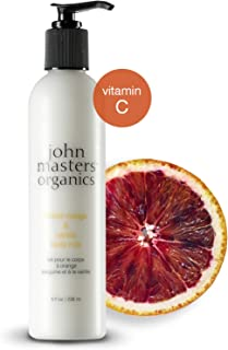 ジョンマスターオーガニック ブラッドオレンジ&バニラボディミルク 236ml