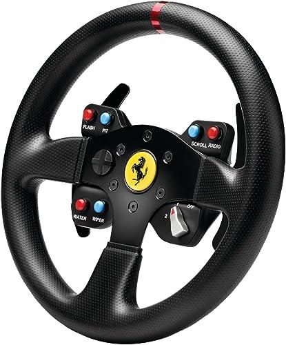 Thrustmaster 4060047 Playstation3/Xbox One/Pc Ferrari Gt F458 Challenge Wheel Add-On - Ferrari GTF458 Wheel Add-On Ed...