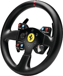 Guillemot Ferrari GTE Wheel Add-on - Volante - Replica Ferrari 458 Challenge - Licencia Oficial Ferrari - para T300, TX 458, T500 y TS-PC Racer