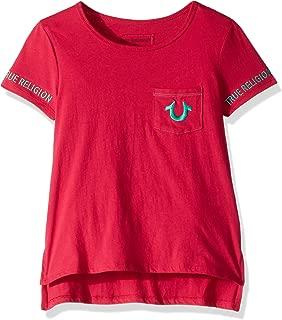 Girls' Fashion Short Sleeve Tee Shirt