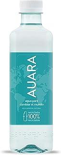 AUARA Agua Mineral Natural sin Gas - Paquete de 24 x 500 ml