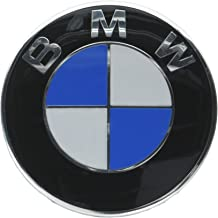 BMW 36-13-6-783-536 Wheel Center Cap With Chrome