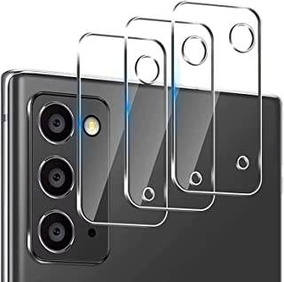 [3 Pack] Galaxy Note 20 Camera Screen Protector,Case Friendly Bubble Free Anti-Scratch Camera Lens Protector for Samsung G...