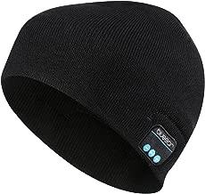 para Invierno esqu/í Unisex DEER REED Gorro con Bluetooth para Hombre y Mujer Correr con Auriculares para Deportes al Aire Libre con Auriculares Bluetooth 5.0