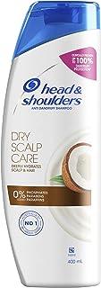 Head & Shoulders Dry Scalp Anti-Dandruff Shampoo, 400 ml