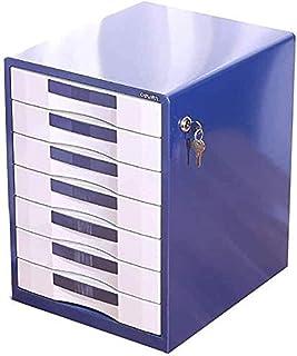 File Cabinets Armoire de bureau mobile A4 de rangement de données en métal avec verrou pour bureau à domicile
