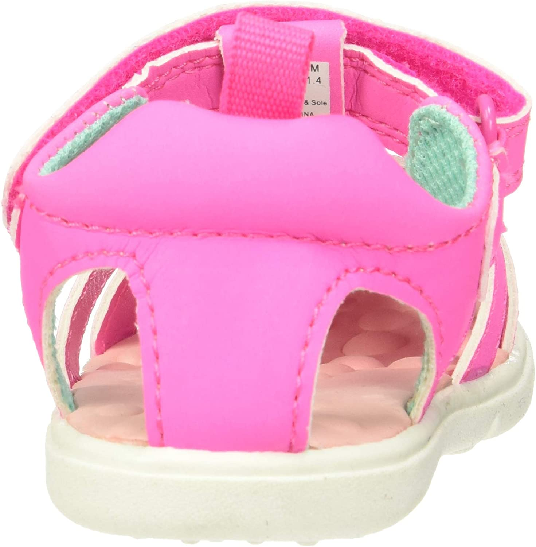 Carters Every Step girls infant 1st walker Bai novelty fisherman sandal