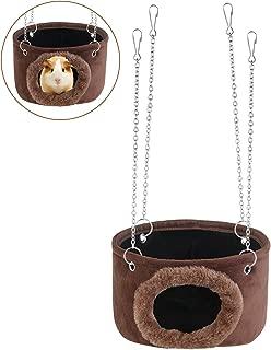 WINOMO Hanging Hammock Cage for Squirrel Chinchilla Guinea Pig Rat